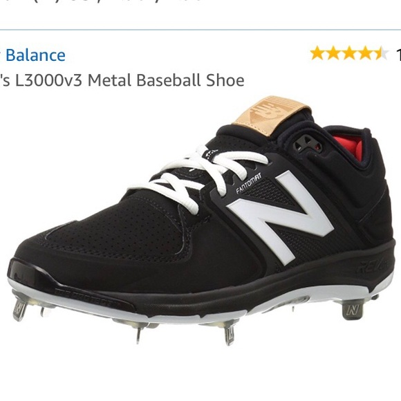 88f31045ff0a New Balance Shoes | New Metal Baseball Cleats L3000v3 | Poshmark